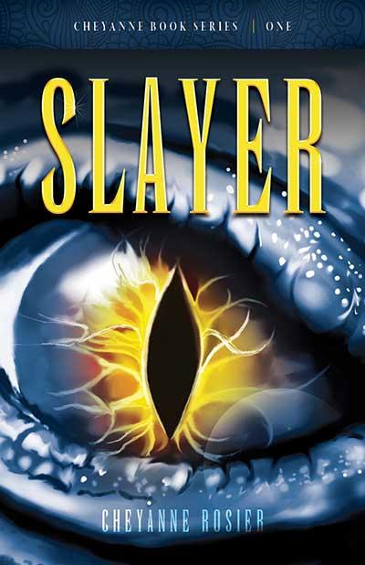 Slayer Book-Cover